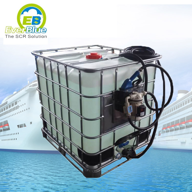 AdBlue AUS 40 for ship to reduce emission