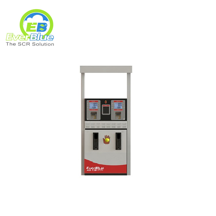 High quality AdBlue dispenser with double nozzle 12 month warranty