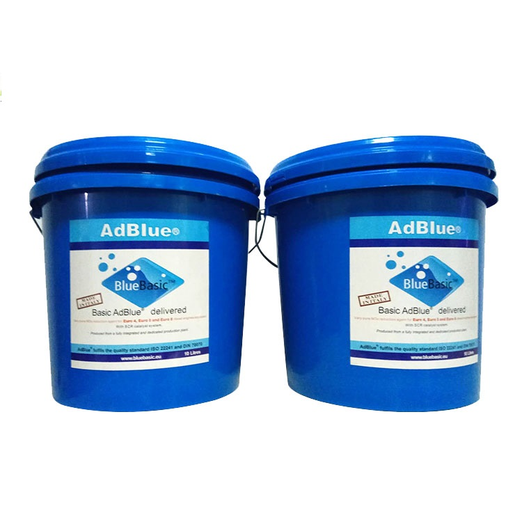 Diesel exhaust fluid DEF 10L bucket