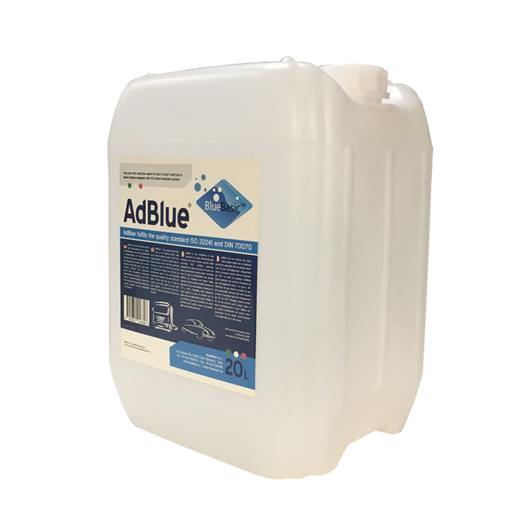 ISO 22241 adblue urea solution to reduce emission 20 Liter