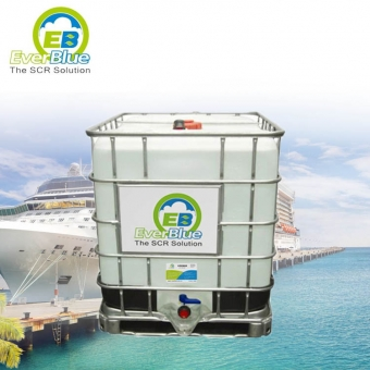 Marine AdBlue® AUS40 for ship to reduce emission