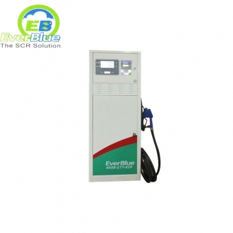 DEF AdBlue® fuel dispenser with single nozzle