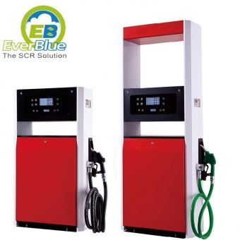 High performance fuel dispenser for diesel and gasoline