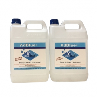 AdBlue® solution to reducing emissions