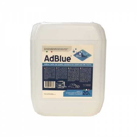 New packing AdBlue® DEF solution 20L bottle with inspiration hole