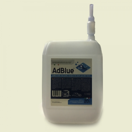 20L AdBlue® Solution 32.5% and Cleaner Diesel Emissions