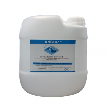 AdBlue® Solution 15L Cleaner Diesel Emissions Fluid DEF
